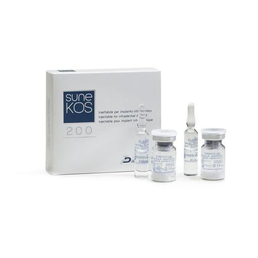 Sunekos 200 (2 x 3ml vials + 2 bottles)