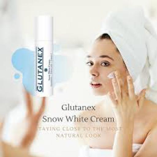 GLUTANEX - SNOW WHITE CREAM