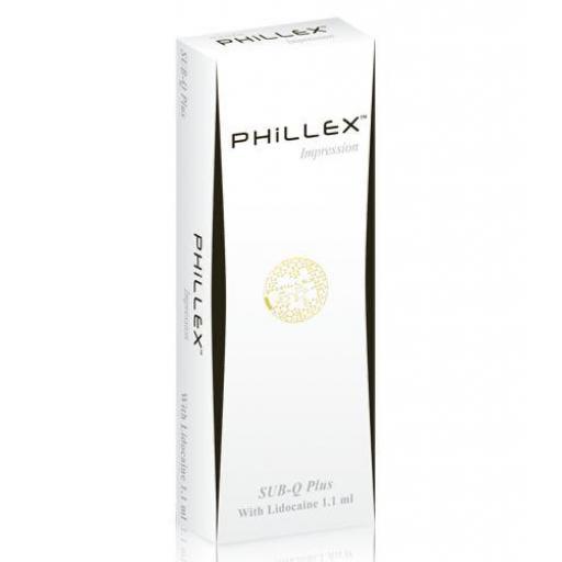 Phillex Sub-Q Plus 1 x 1.1ml