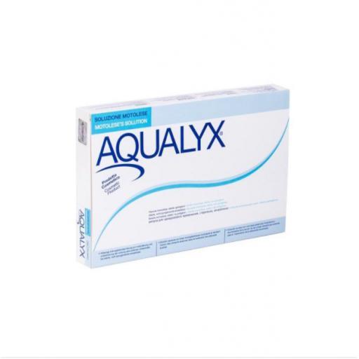 Aqualyx vials