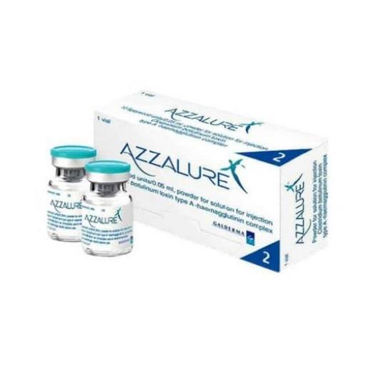 Azzalure 125u vials x 2