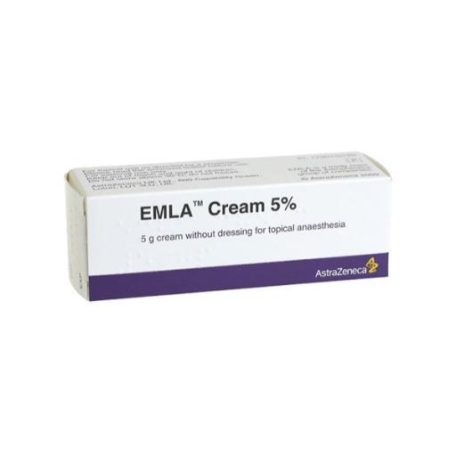 Emla (5%) cream